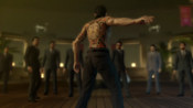 Majima enraged preparing to kill all Dojima men alive