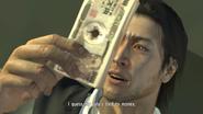 Akiyama saved by his money 02