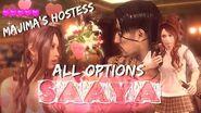 Saaya Kawai ALL Hostess Dialogue