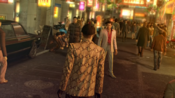 Majima meet Kiryu for very first time