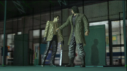 Majima and Saejima