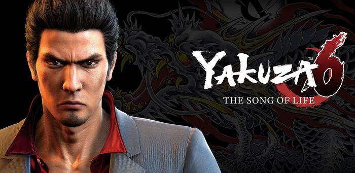 Yakuza 6 Cover Image