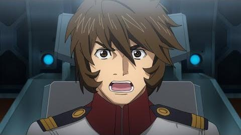 Trailer for Space Battleship Yamato 2202 Chapter 4