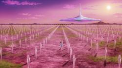 Iscandar Graveyard