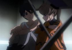 Hoshina Misaki quiet moment