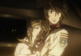 Kodai holds Mori