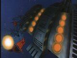 Zwordar's Giant Battleship