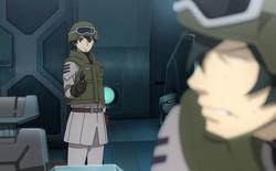 Hoshina ends the mutiny
