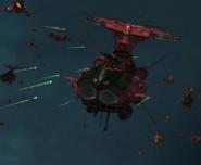 Neu Balgrey entering battle