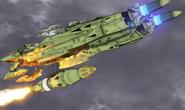 Megaluda releases Flame Strike Gun