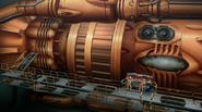 Yamato 2199 main engine