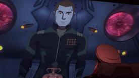 General Domel and Admiral Okita