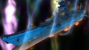 Yamato 2199 first warp