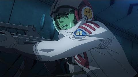 Space Battleship Yamato 2202 Chapter 6 Trailer, End Credits Song
