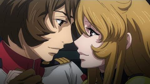 "Space Battleship Yamato 2202 Chapter 7 Music Video, ""Final Yamato, with Love"""