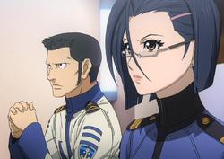Sanada and Niimi