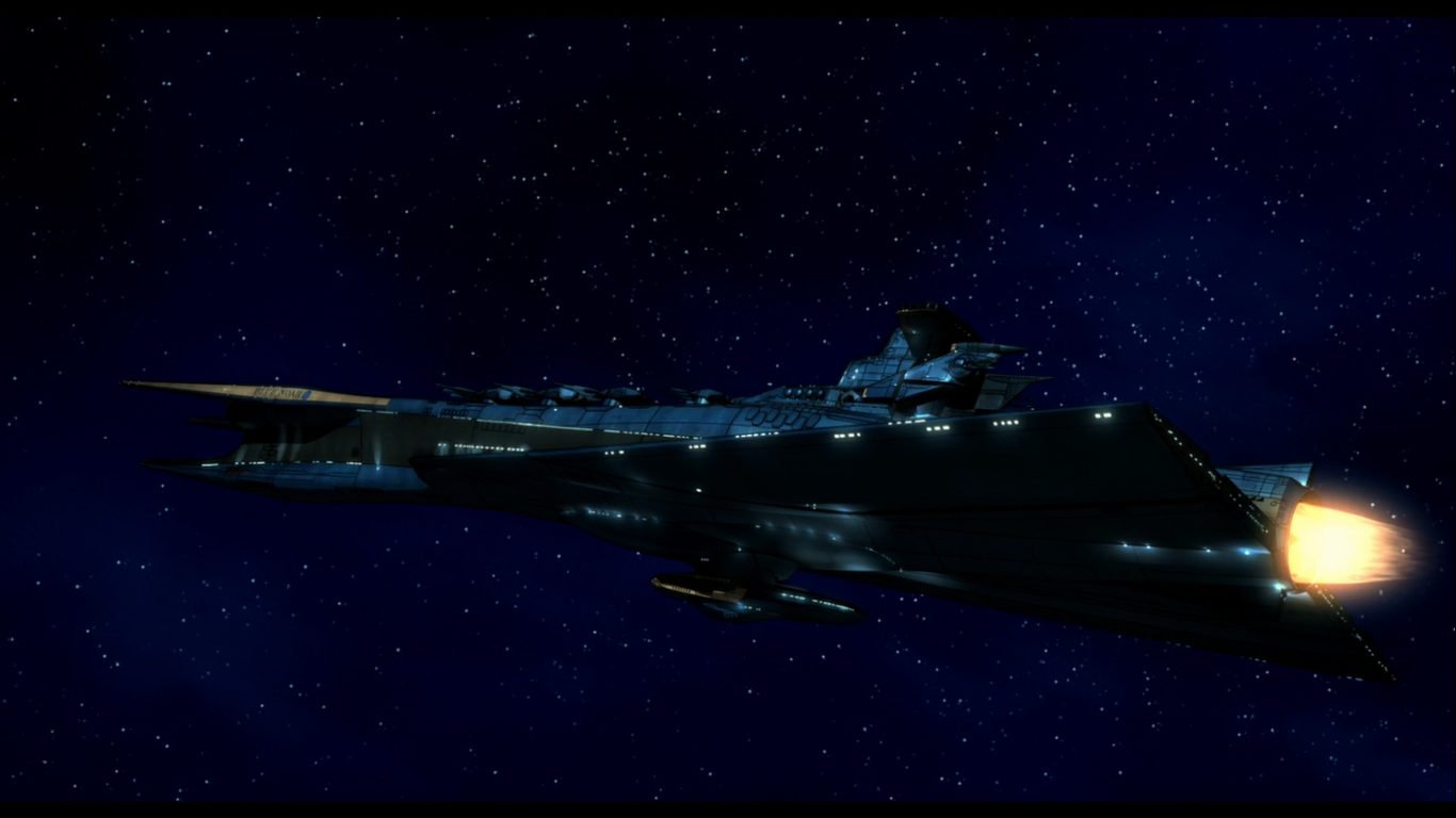 Blue Noah | Space Battleship Yamato Wiki | FANDOM powered by