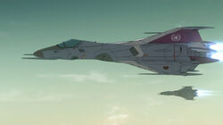 Cosmos falcon