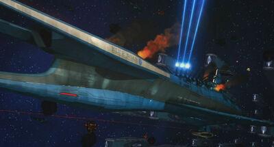 X2 Blue Noah attacks