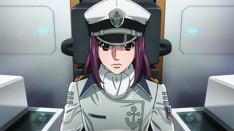 Trailer for Space Battleship Yamato 2202 Chapter 5