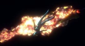 Mori Baleras II Explosion