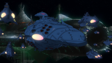 Imperial Guard Defends Baleras II