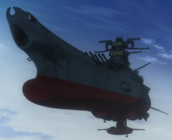 Yamato 2199 First Liftoff