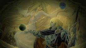 Starsha Iscandar Abelt Dessler painting detail