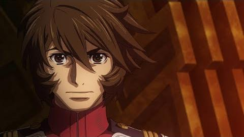 Trailer for Space Battleship Yamato 2202 chapter 7