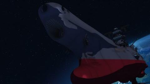 Yamato 2202 Third Teaser Trailer