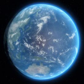Earth 8 December 2199