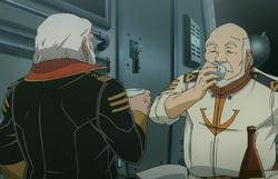 Okita Tokugawa Drink
