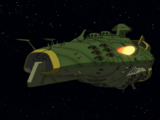 Gaiderol-Class Astro Battleship