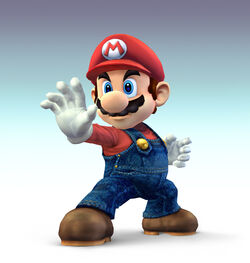 Mario (Mario Chronicles)