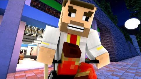 YANDERE - FISH HATER! (Minecraft Roleplay) 5