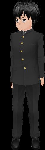 Taro Yamada's doppelganger