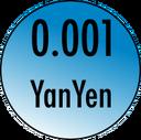YanYen 0.001