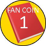 FanCoin1BookLoversDayReadABookDay