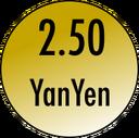 YanYen 2.50