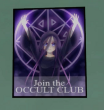 OccultPoster