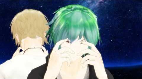MMD Hotaru and Ren- K.I.L.L.-0