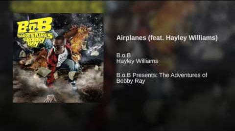 Airplanes. Hayley Williams)