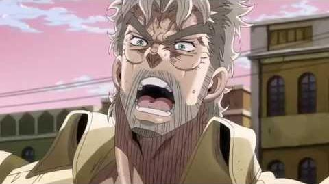 Joseph Joestar OH MY GOD
