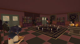 Occult Club Spots