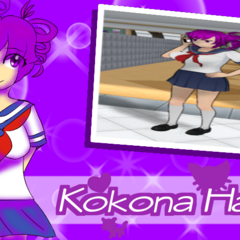 Fan made rival intro of Kokona, made by <a href=