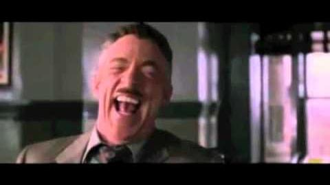 J Jonah Jameson Laugh - Spiderman