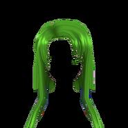Midori old hair1