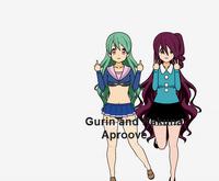 Kakuna And Gurin aproove