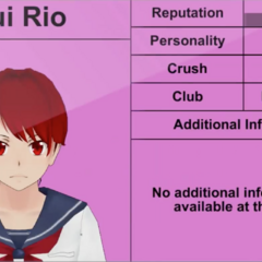 Yui's outdated info