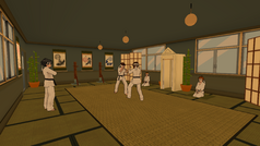 Martial Arts Destinations